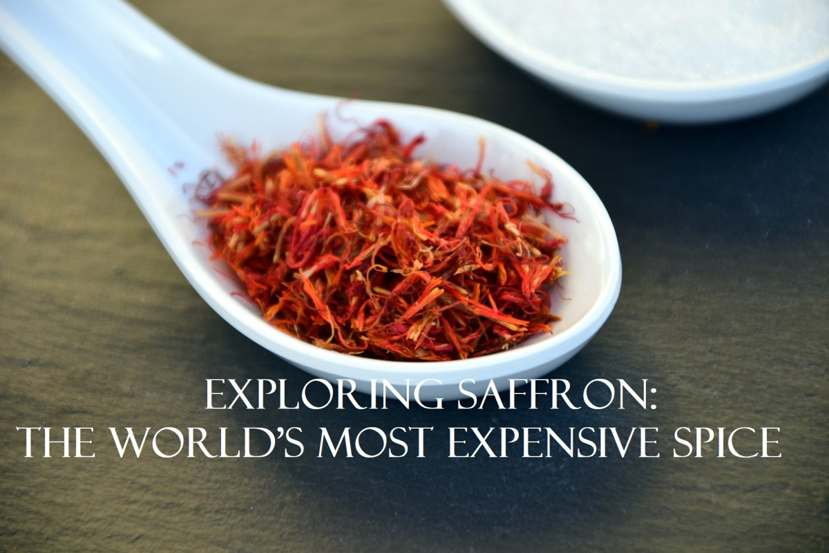 Exploring Saffron: The World's Most Expensive Spice