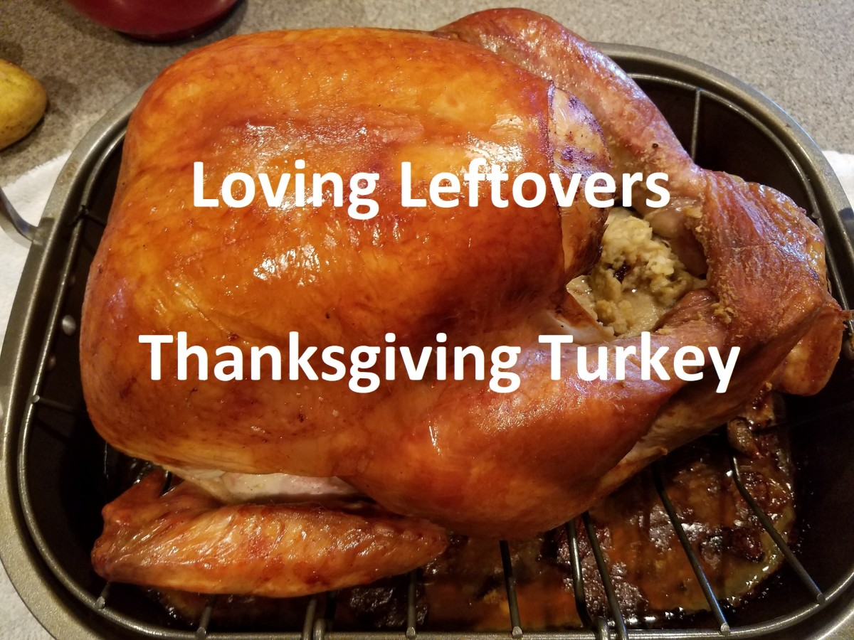 Loving Leftovers: Thanksgiving Turkey