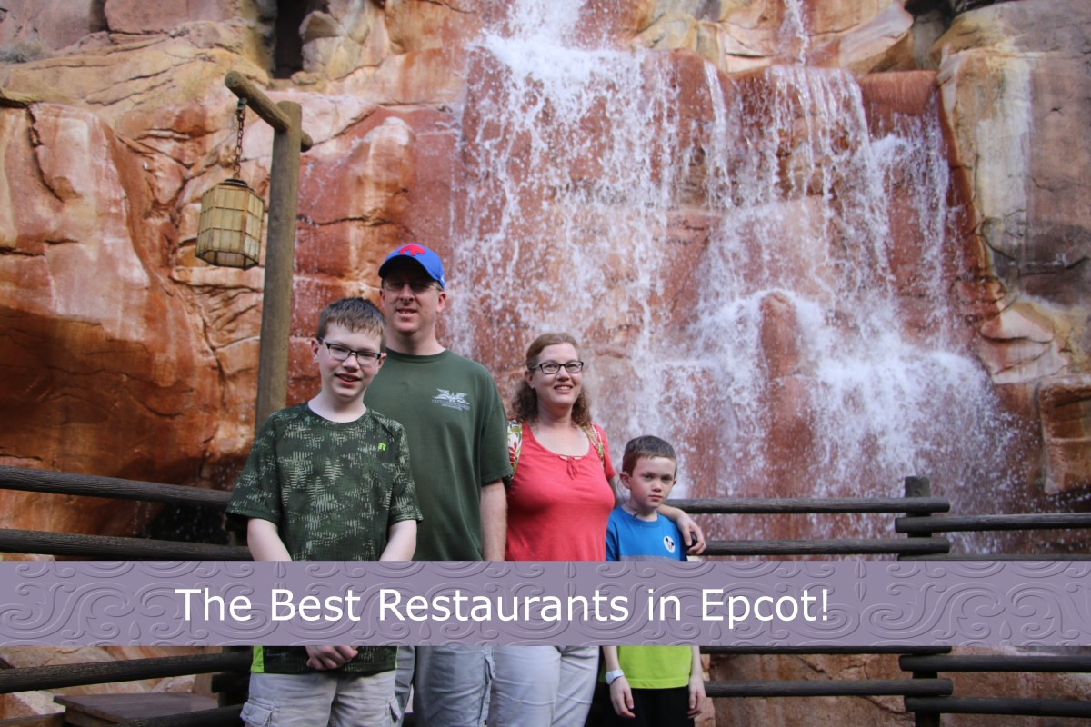 Many of Disney World's best restaurants are tucked away in the World Showcase area of Epcot.