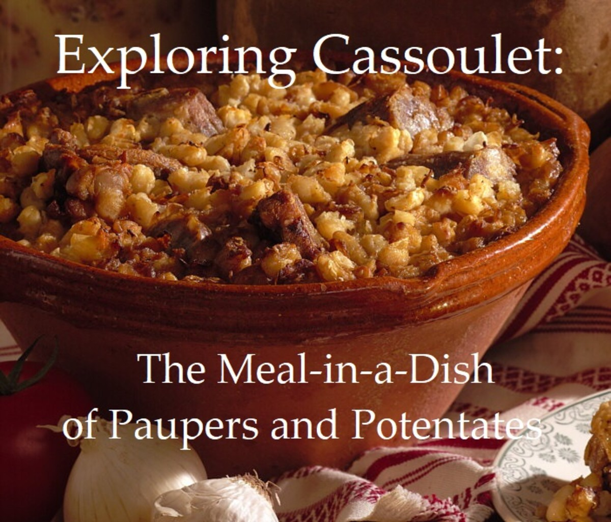 Learn more about the history of cassoulet and find three recipes, including a budget-friendly version.