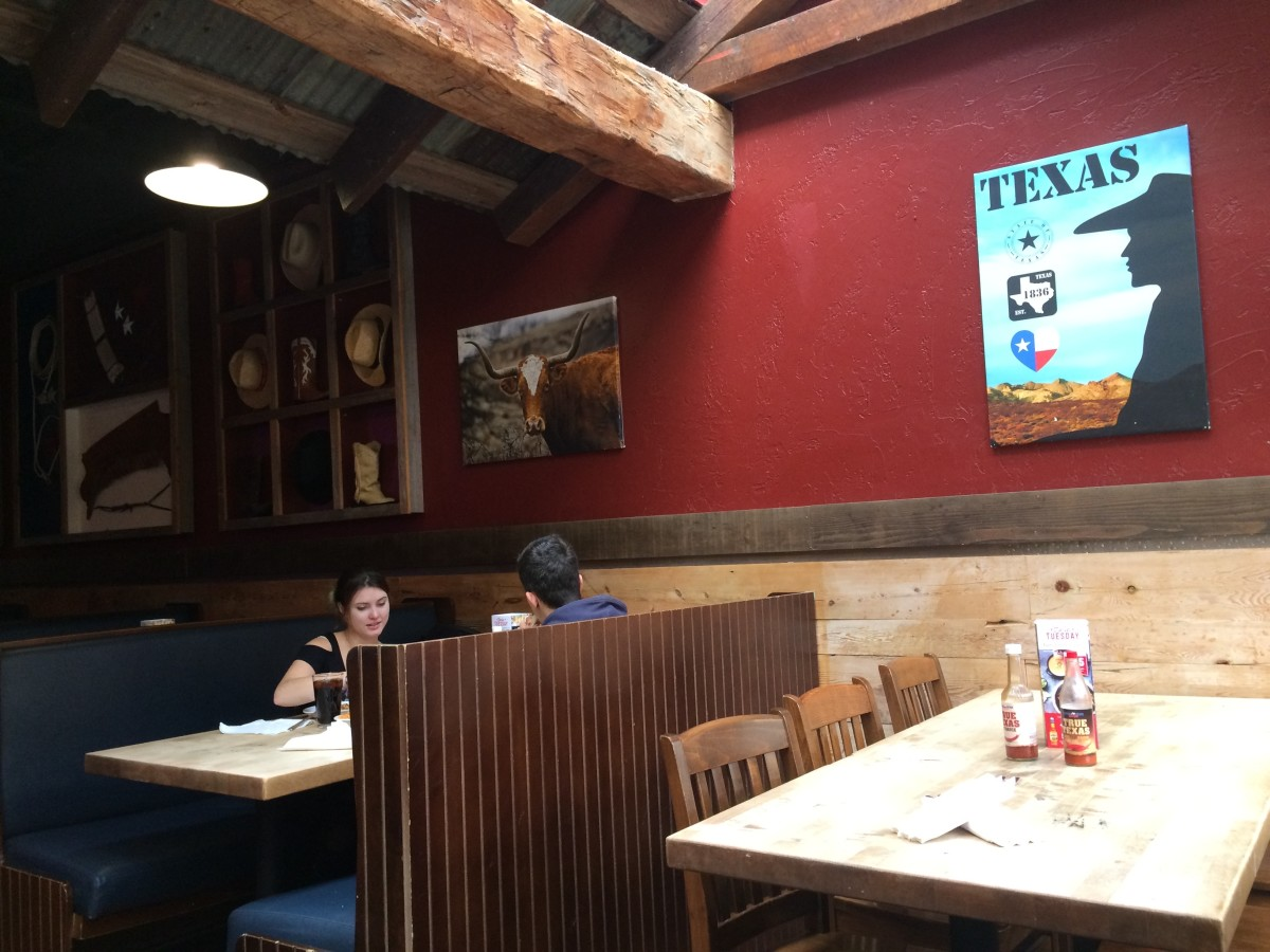 Review of Lone Star Texas Grill in Kingston, Ontario