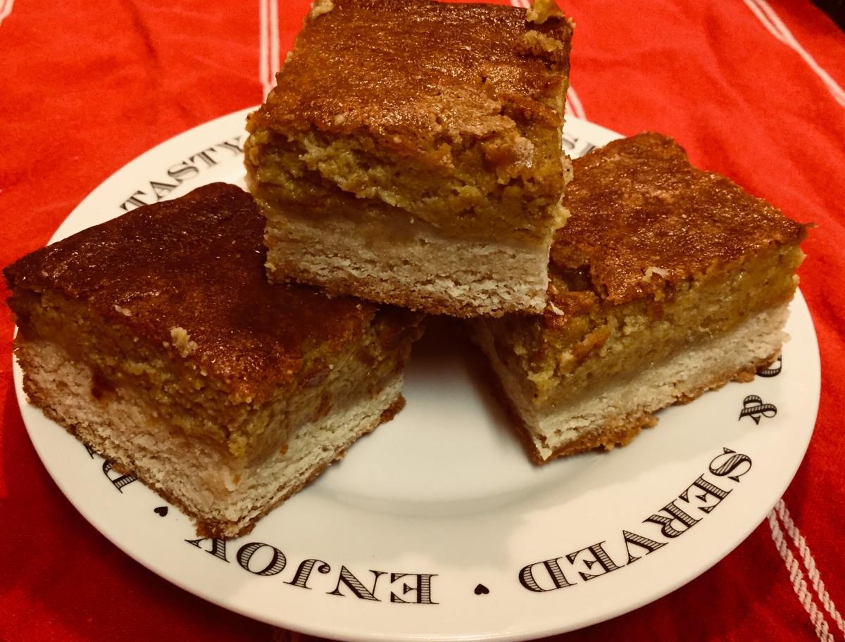 How to Make St. Louis Pumpkin Gooey Cake