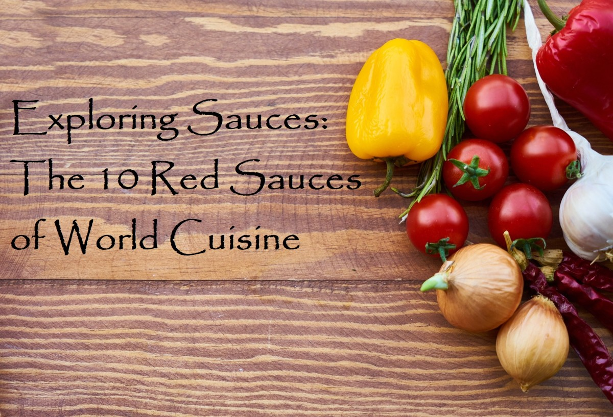 Exploring Sauces: The 10 Red Sauces of World Cuisine