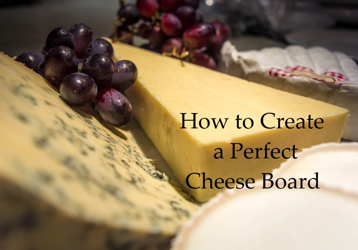 How to Create a Perfect Cheese Board