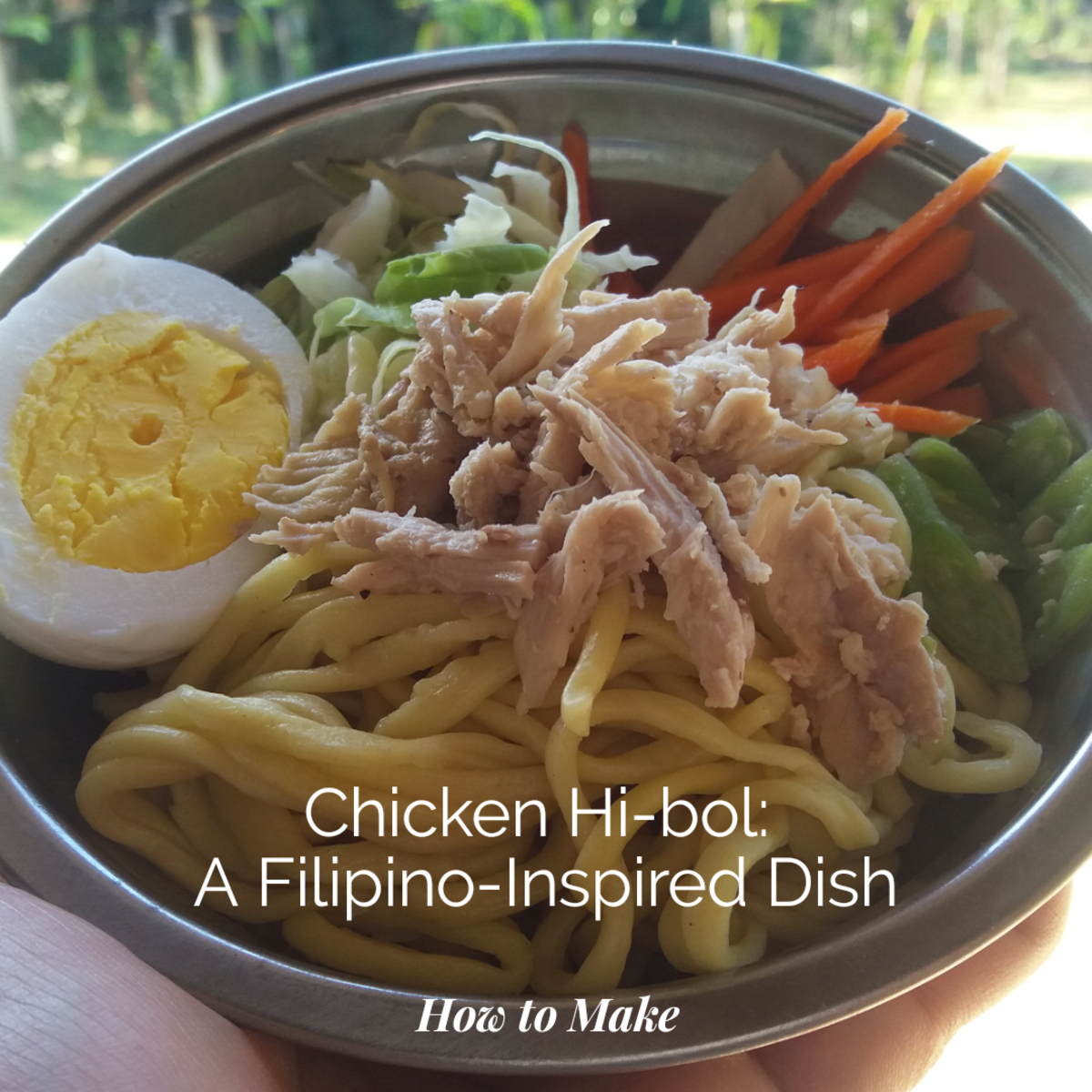 Discover how to make chicken hi-bol, a Filipino-inspired dish.