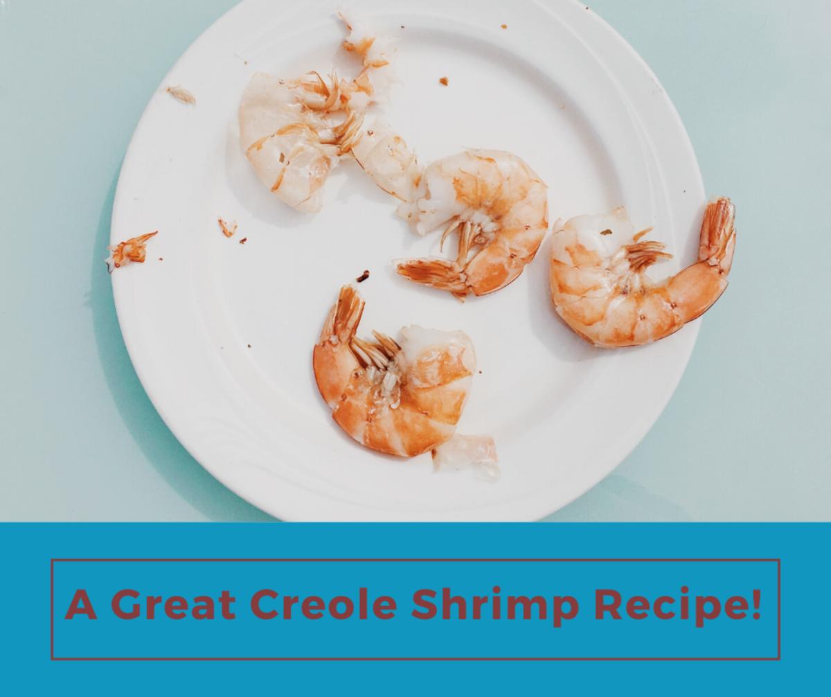 Charleston-Style Shrimp Creole