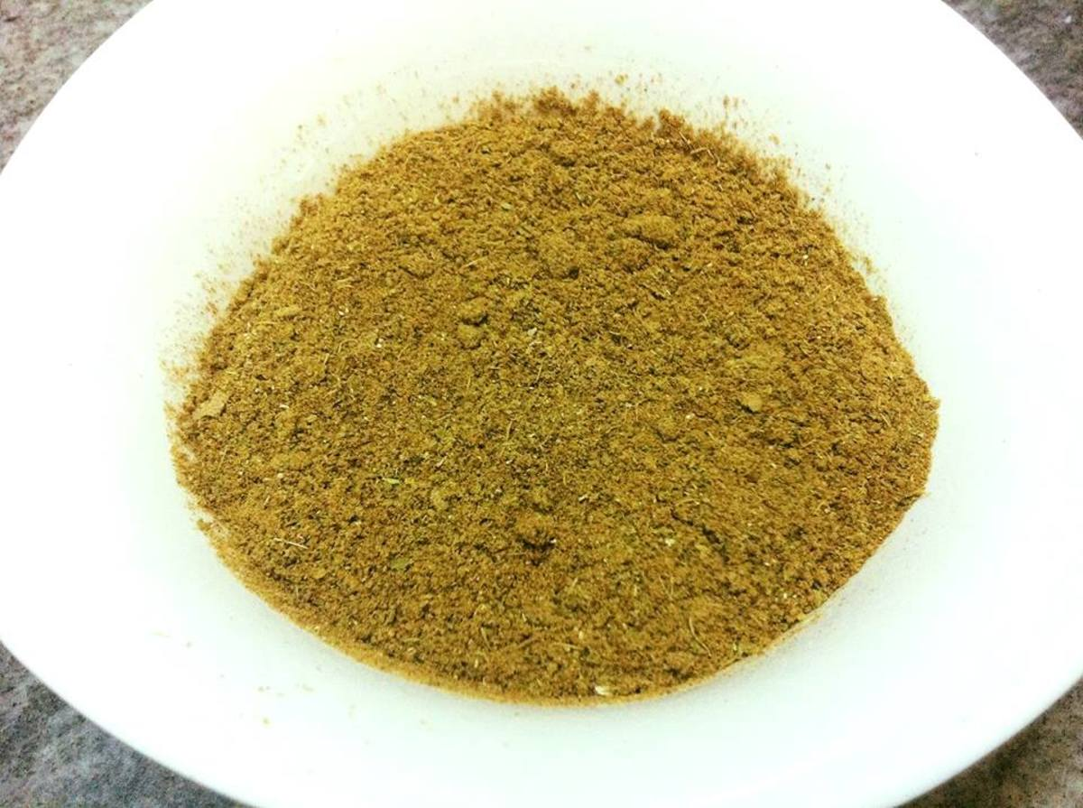Homemade Chai Masala (Spice Mix for Chai Tea)
