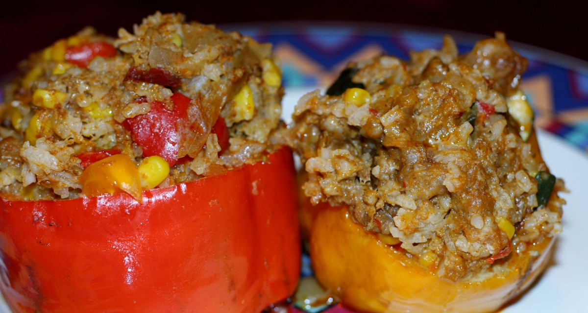 Mexican green peppers, made in the Crock-Pot