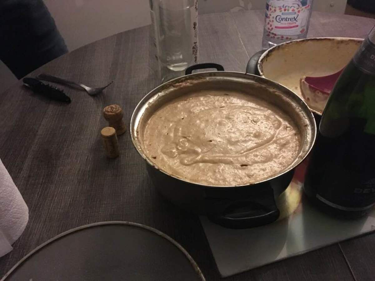 Chocolate Orange Coffee Mousse Recipe
