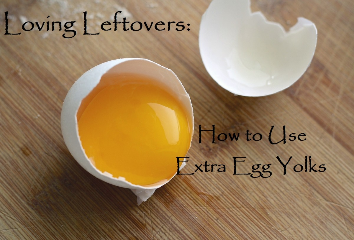 Loving Leftovers: How to Use Extra Egg Yolks