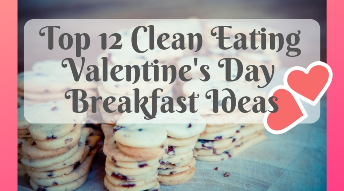 Top 12 Clean Eating Valentine's Day Breakfast Ideas