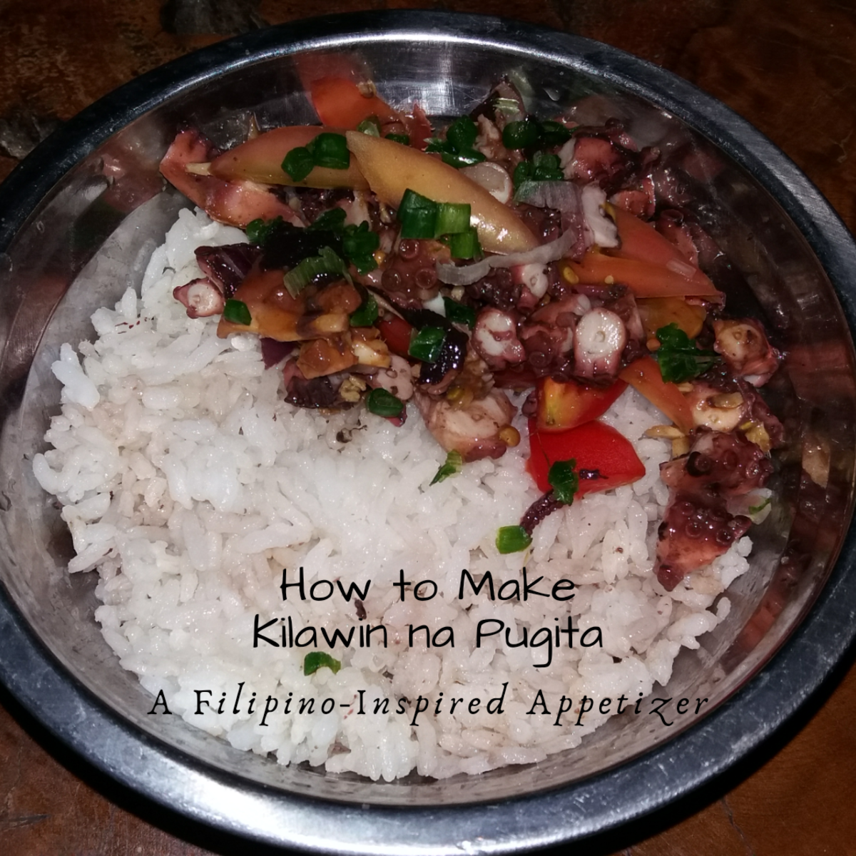 How to Make Kilawin na Pugita: A Filipino-Inspired Appetizer