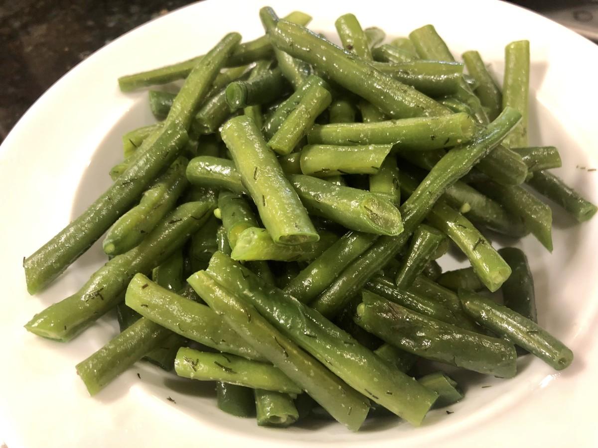 sauted-green-beans