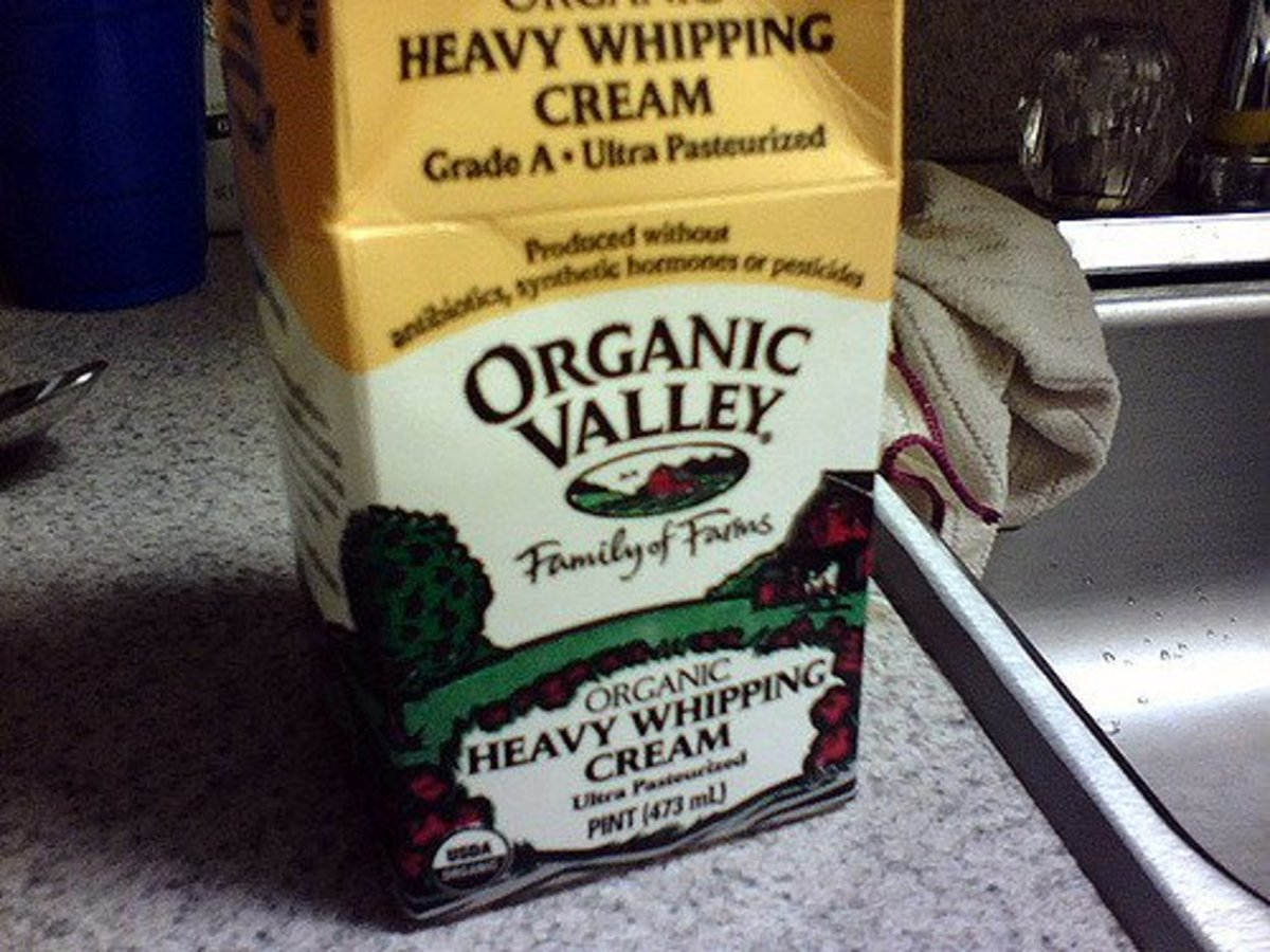 What Are Good Substitutes for Heavy Cream?