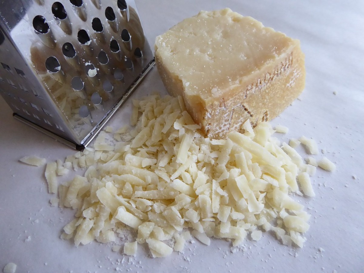 Magnificent Parmesan Cheese