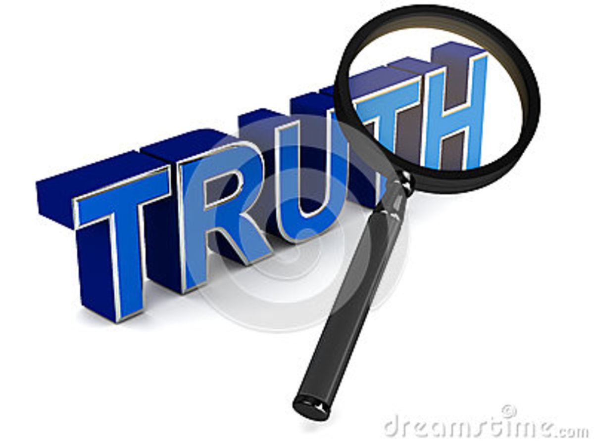 Dig Deep to Discover and Tell the Truth