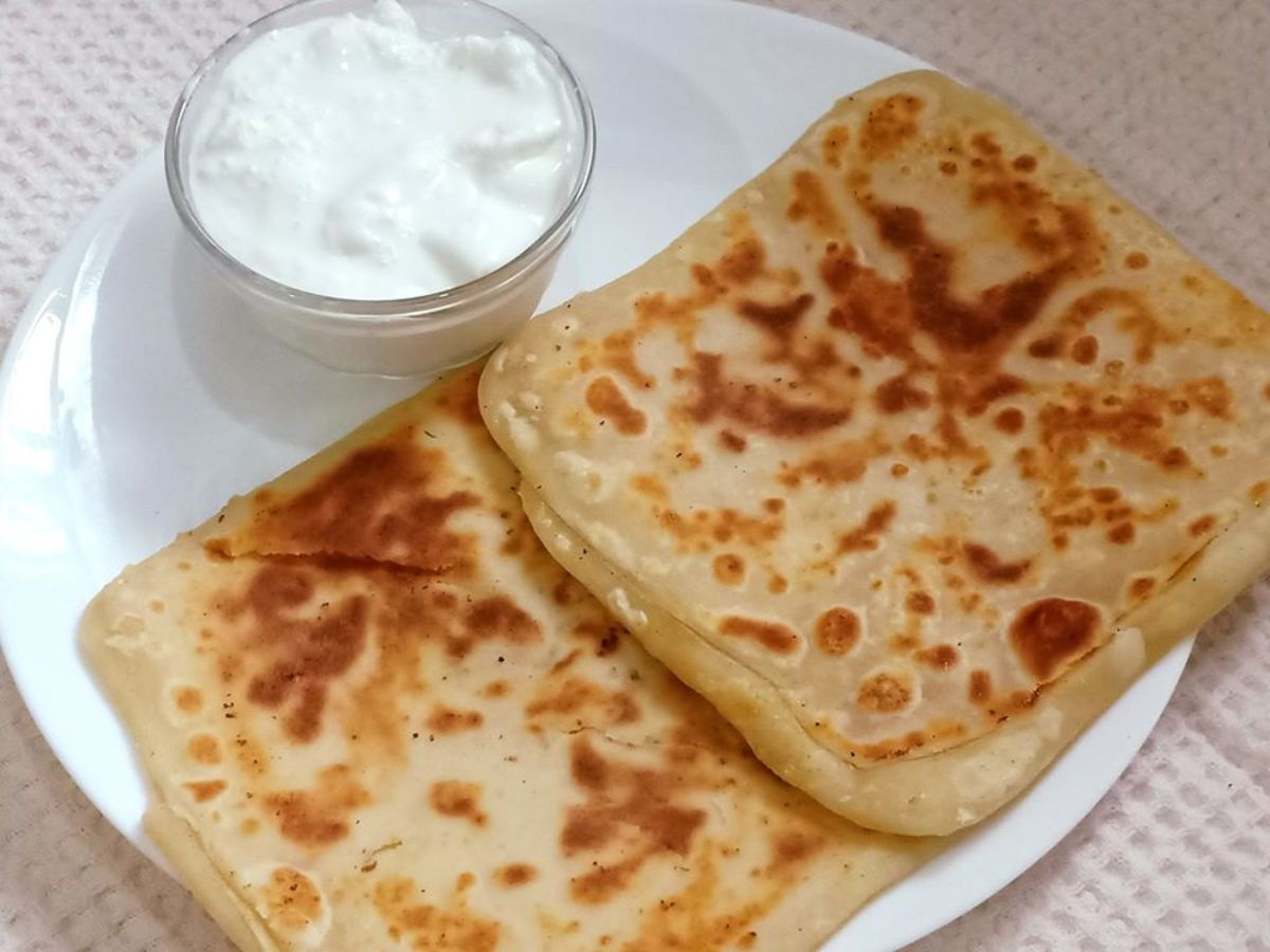 Bengali-Style Doodh Ka Paratha (Milk Paratha Recipe)