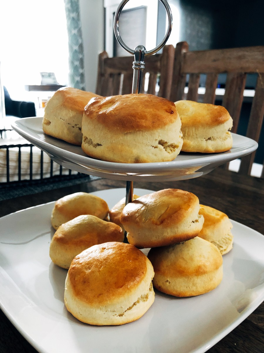 Easy Homemade Scone Recipe