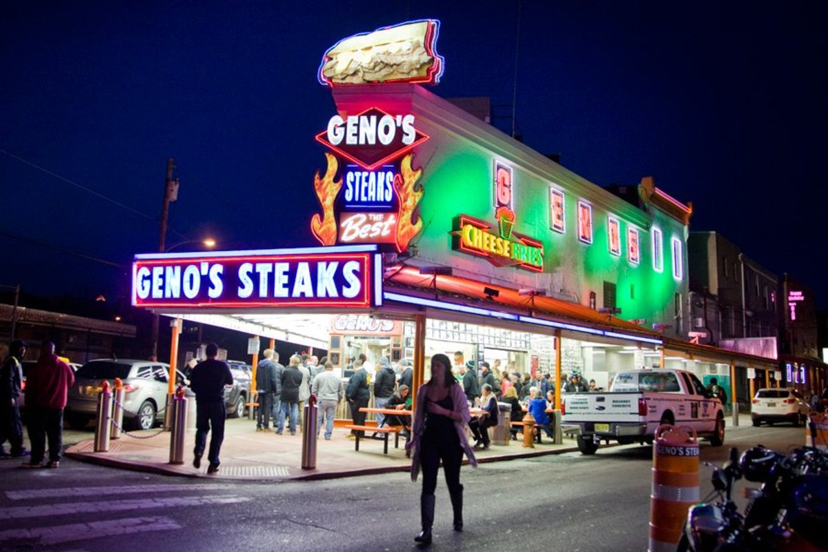 The Best Philly Cheesesteak in the USA