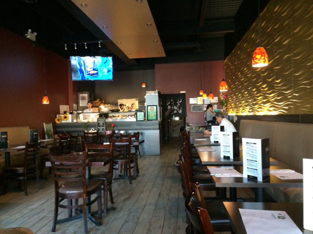 Review of Kenko Sushi in Kingston, Ontario