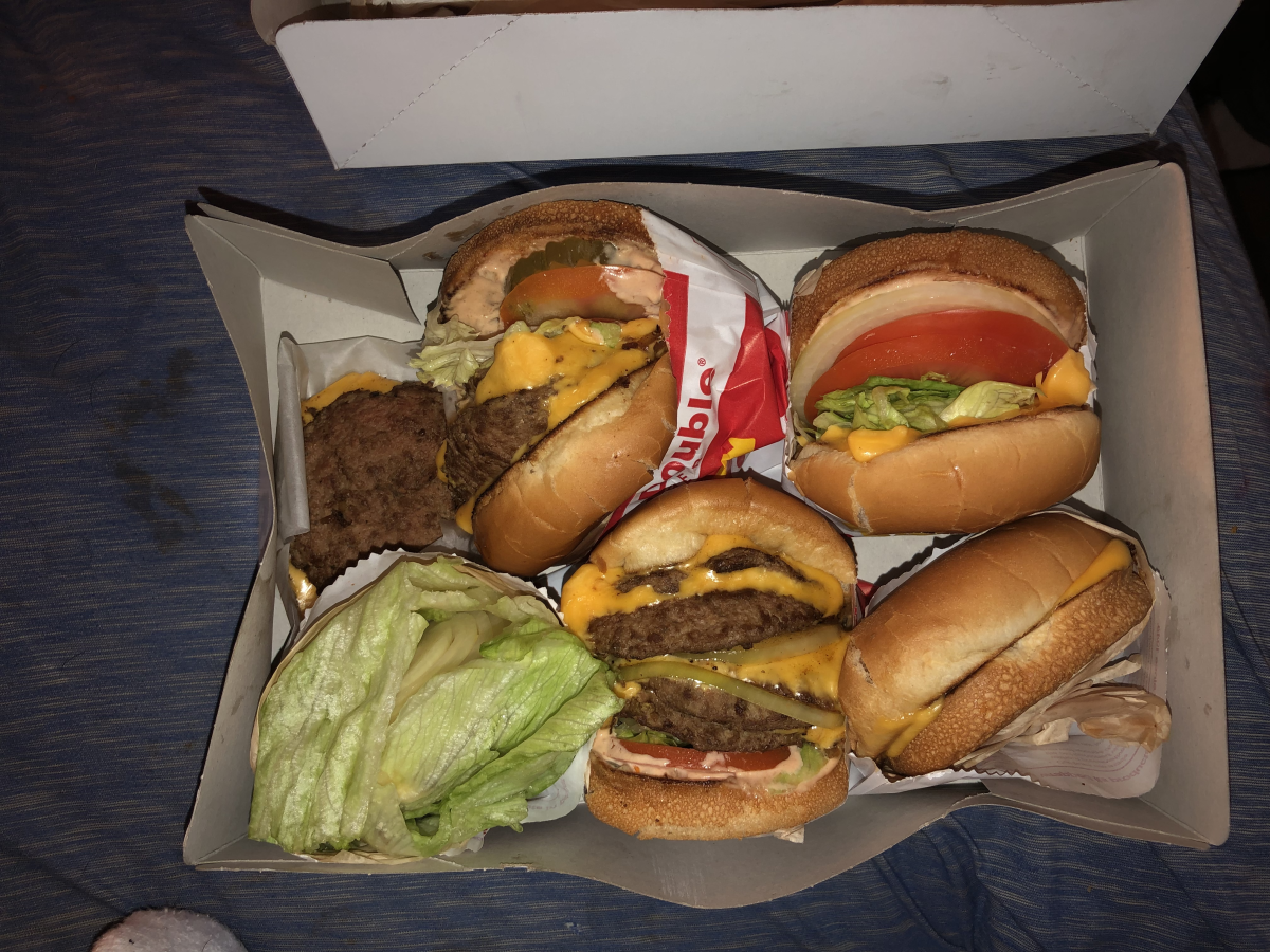 My Review of In-N-Out's Secret Menu