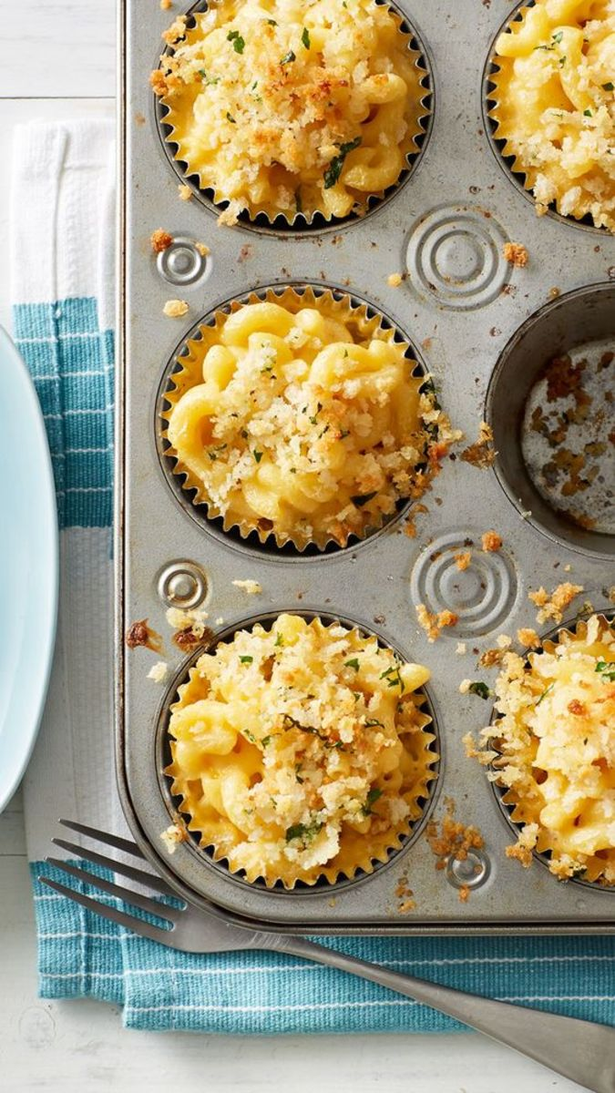 10 Delicious Muffin-Cup Meals
