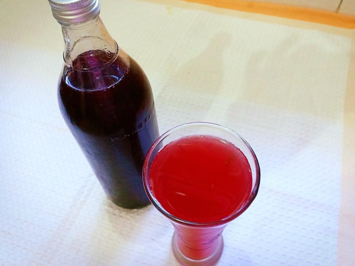 How to Make Gulab Ka Sharbat (All-Natural Rose Syrup Recipe)