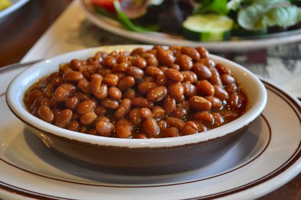 Exploring Boston Baked Beans
