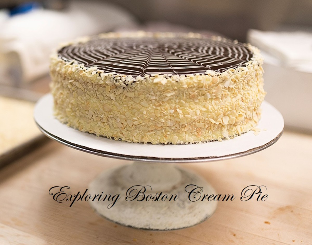 Exploring Boston Cream Pie