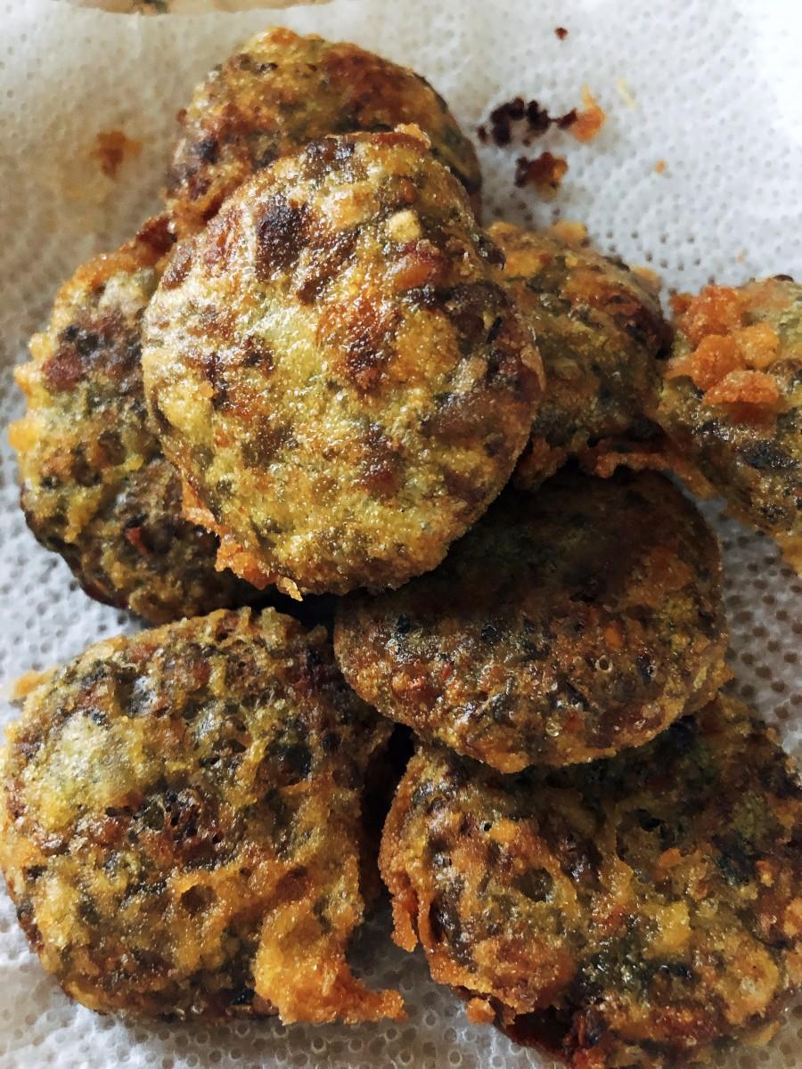 How to Make Kuih Kasturi (Traditional Malay Snack)