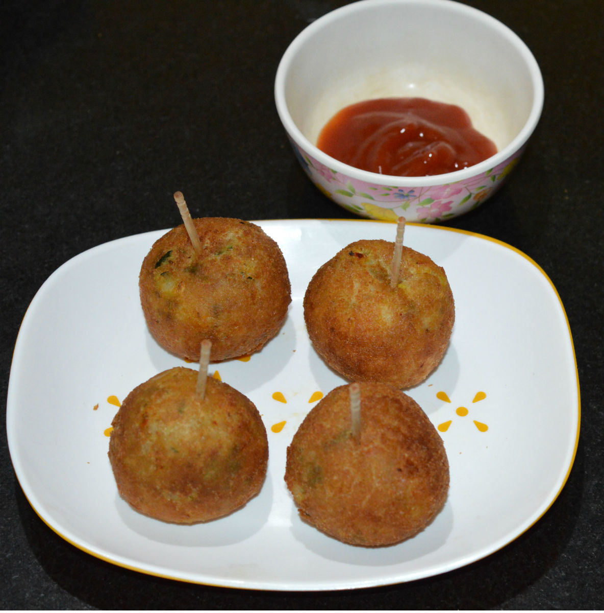 Kids Snacks and Easy Party Appetizers: How to Make Potato Lollipops