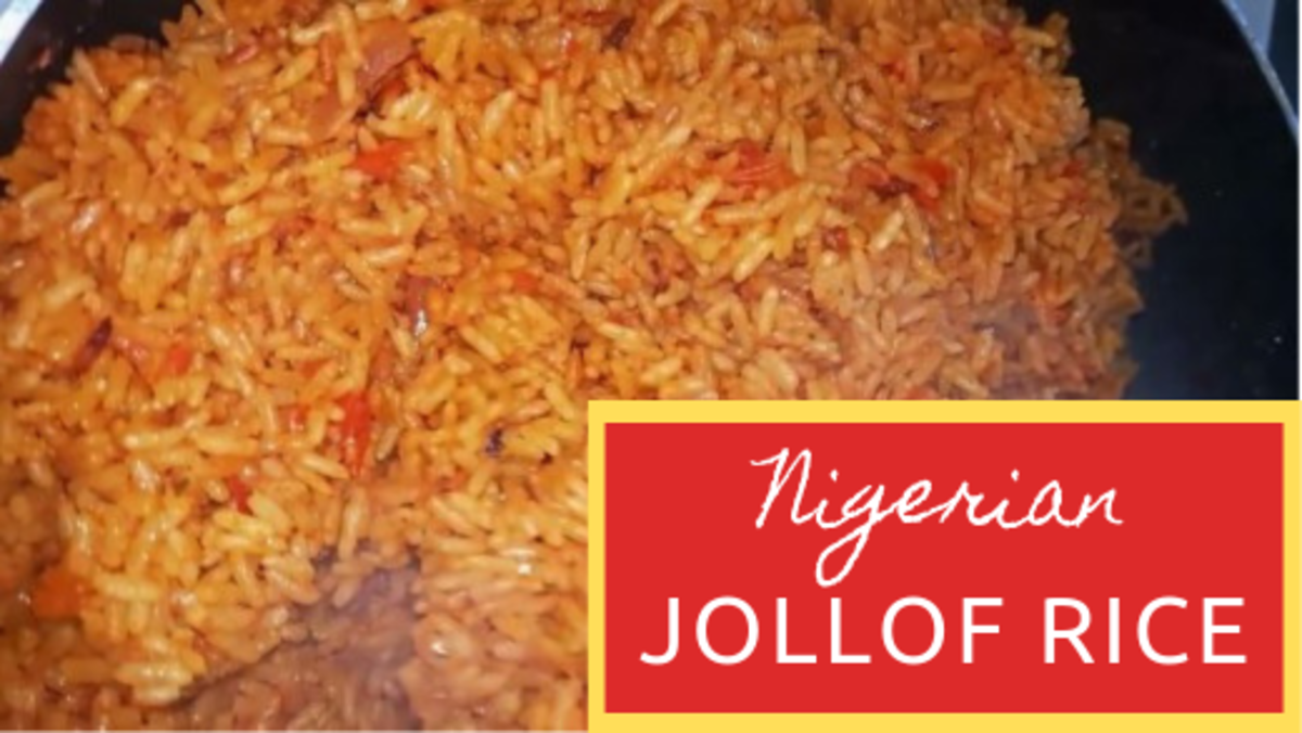 Lip-Smackingly Good Nigerian Jollof Rice Recipe