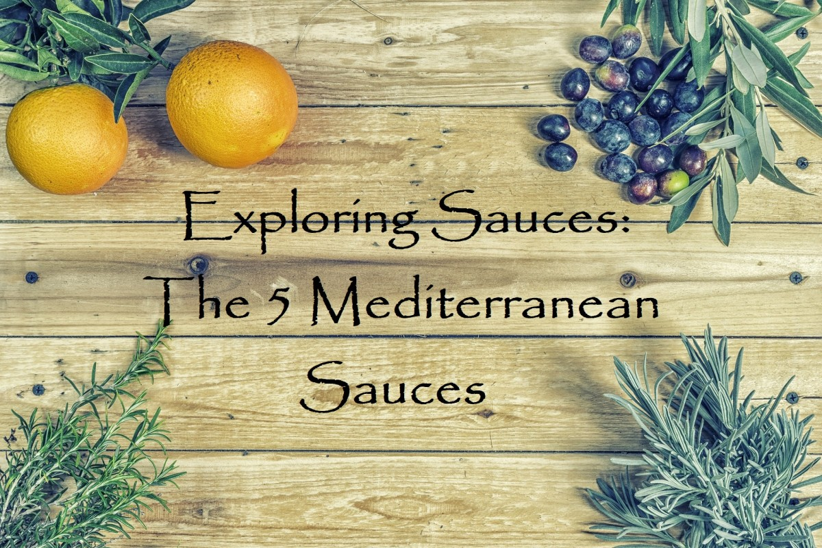 The 5 Mediterranean Sauces and Why You Need Them