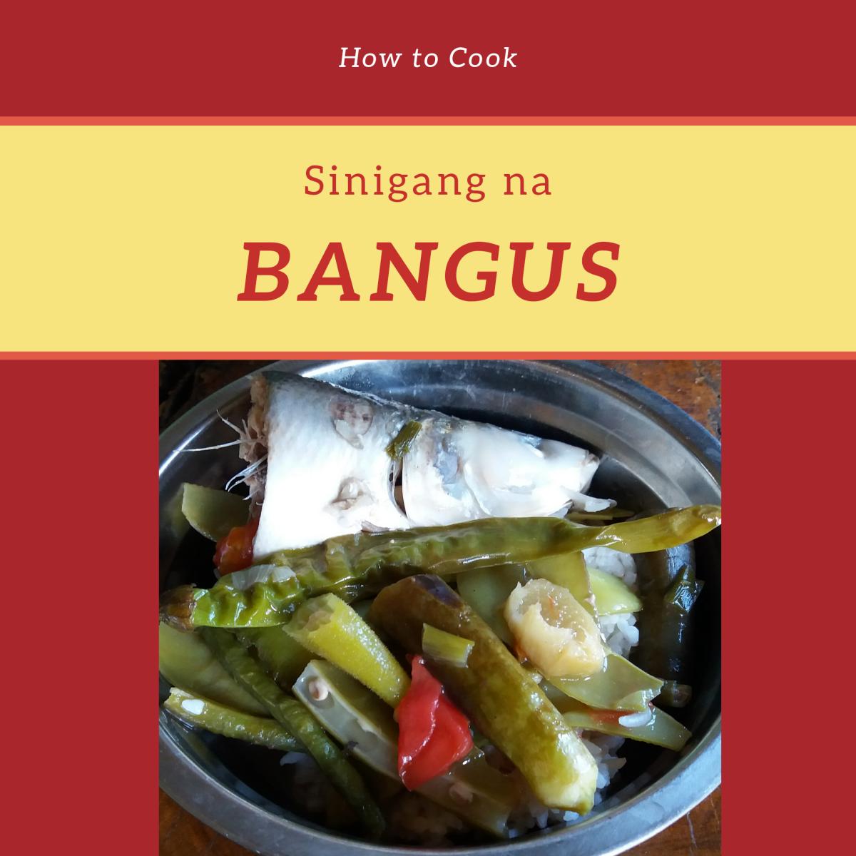 How to Cook Sinigang na Bangus: A Filipino-Inspired Dish