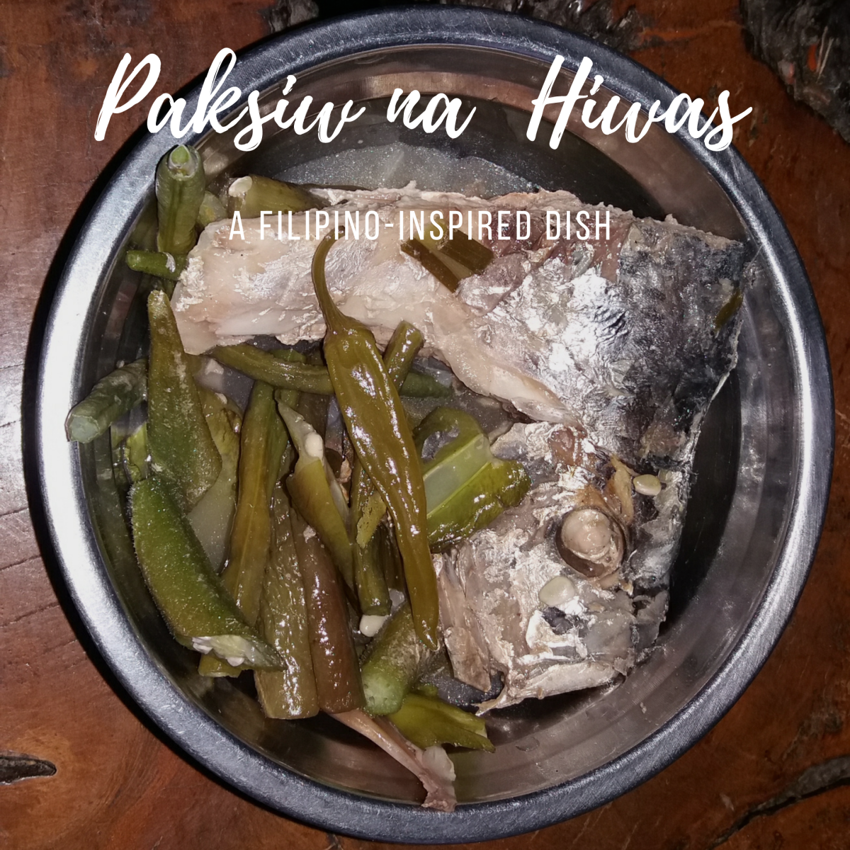 Learn how to prepare paksiw na hiwas at home.