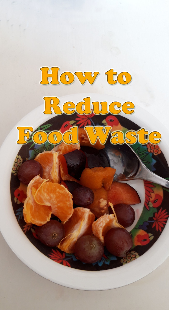 How to Reduce Food Waste: 5 Tips