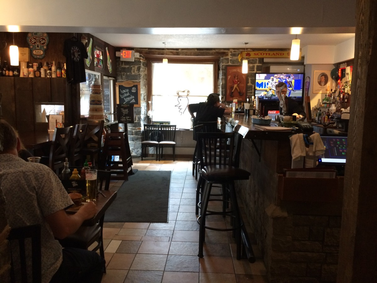 Review of Rustic Spud in Kingston, Ontario