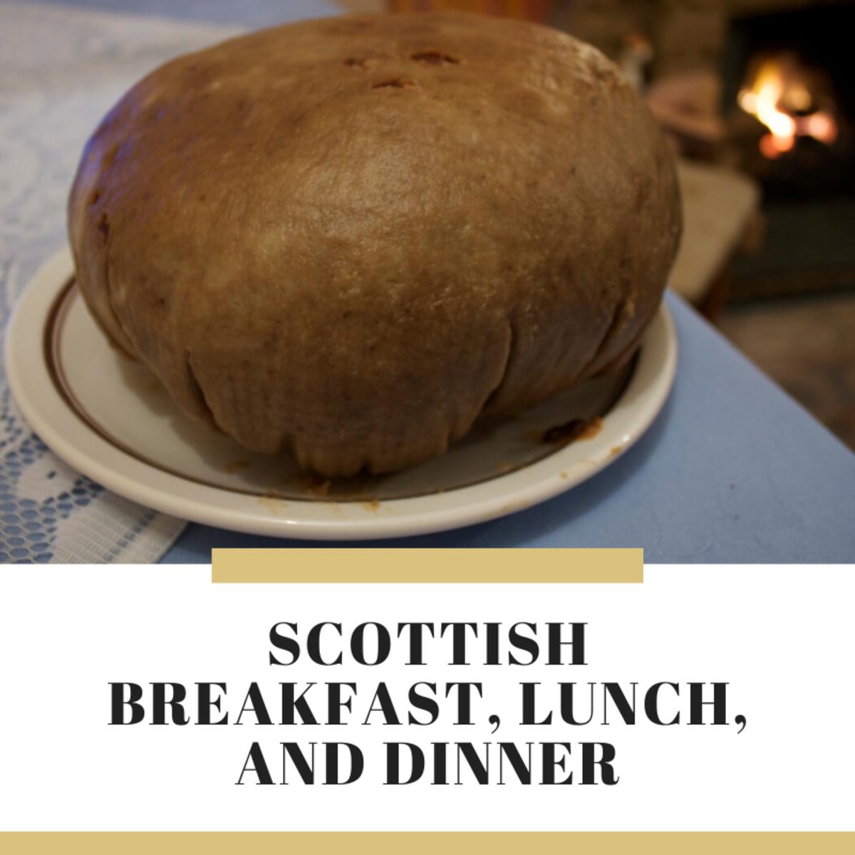 "Rumbledethumps, Clootie Dumpling, and Other Scottish ""Delicacies"""