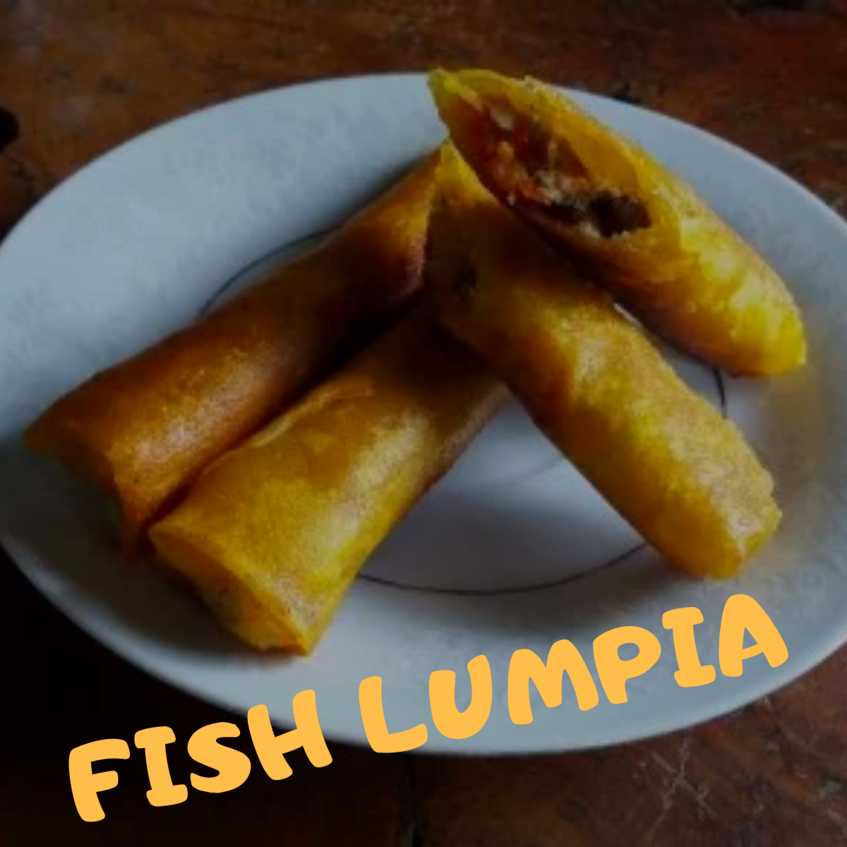 Learn how to make fish lumpia at home!