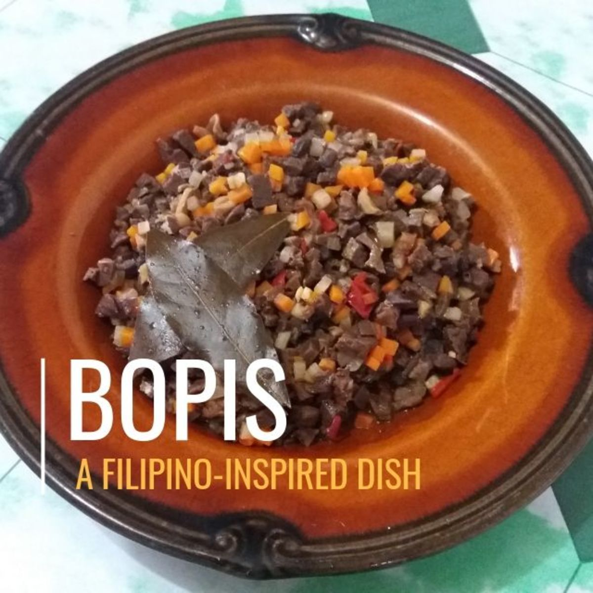 how to cook bopis