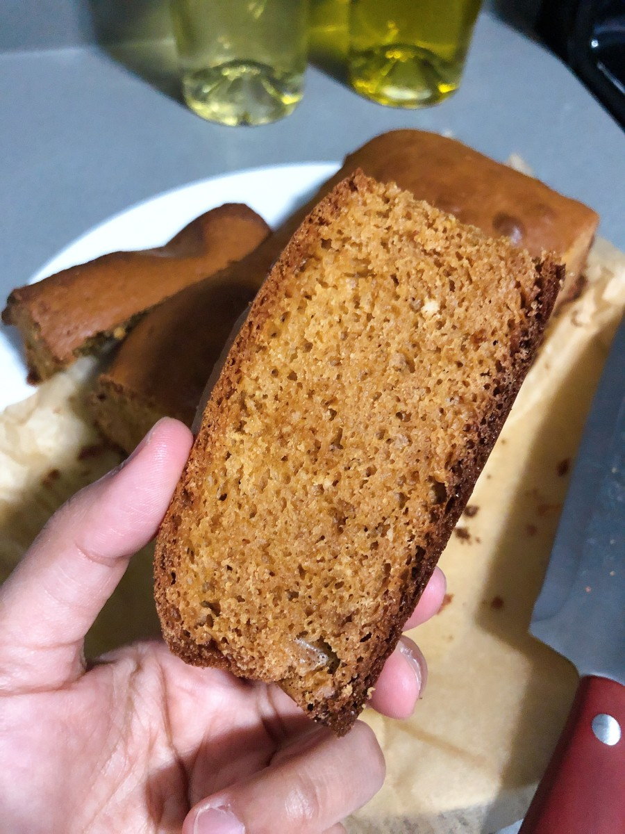 How to Make a Traditional Malay Cake