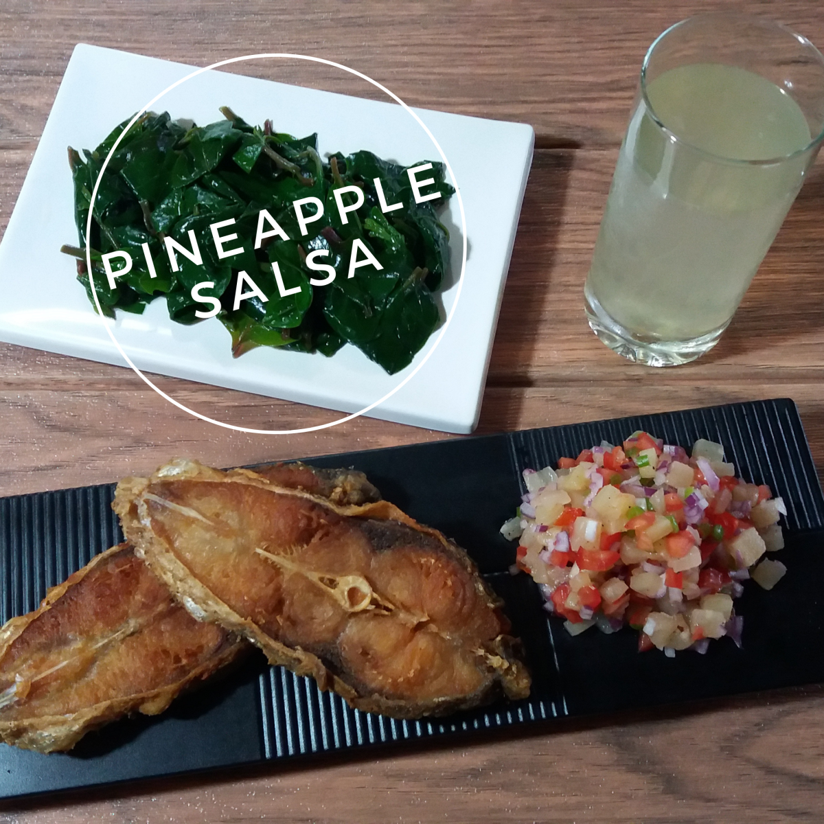 How to Make Pineapple Salsa