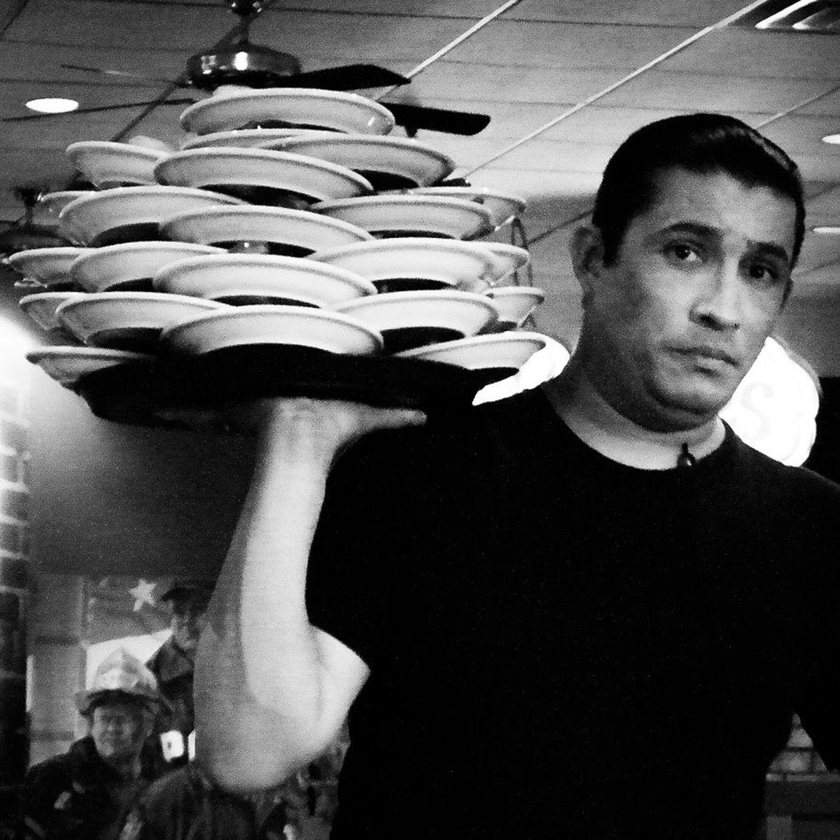 Treat Your Restaurant Server Well