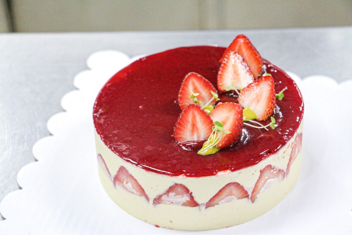 Gluten-Free and Dairy-Free Strawberry Shortcake