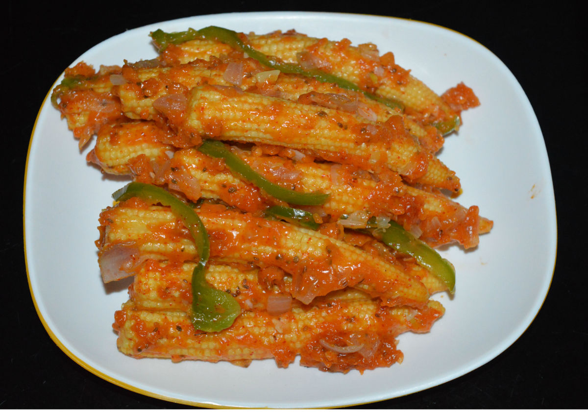 Healthy Starters: How to Make Spicy Baby Corn Satay