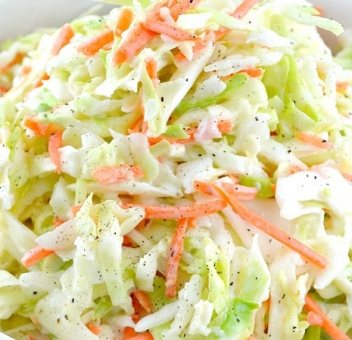 No one likes watery coleslaw!