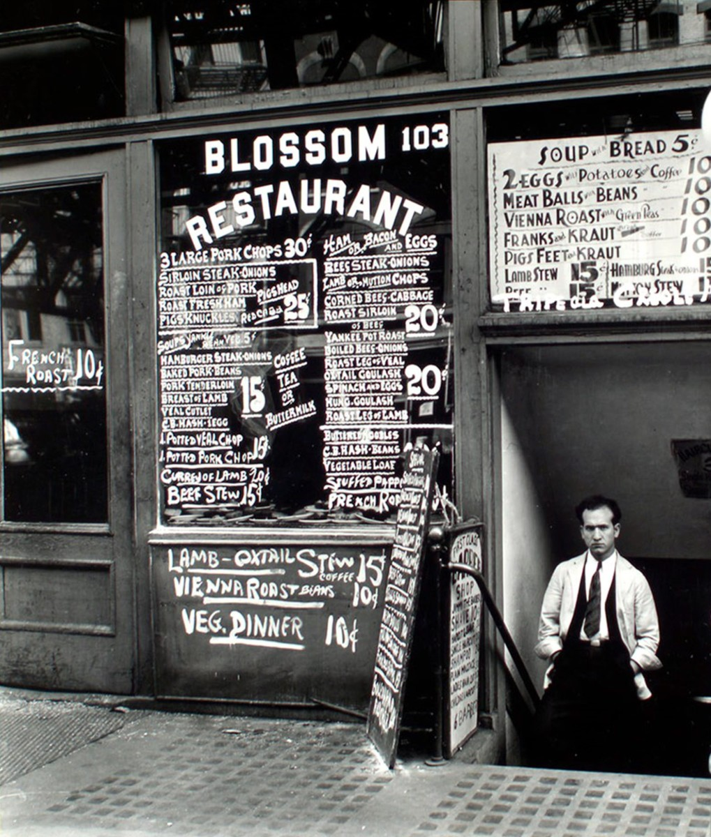 A 21st Century Look at Foods of the Great Depression