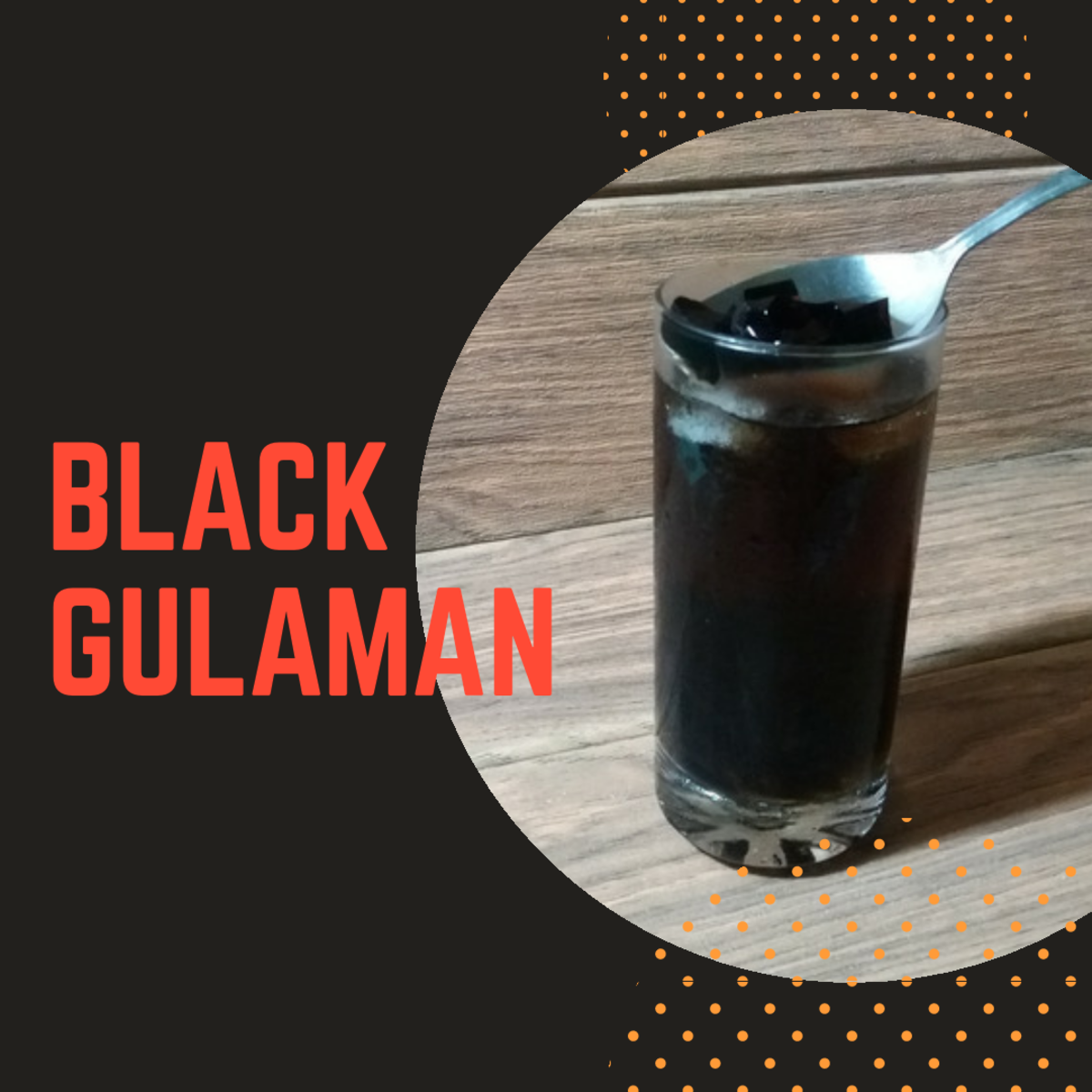 Learn how to make black gulaman