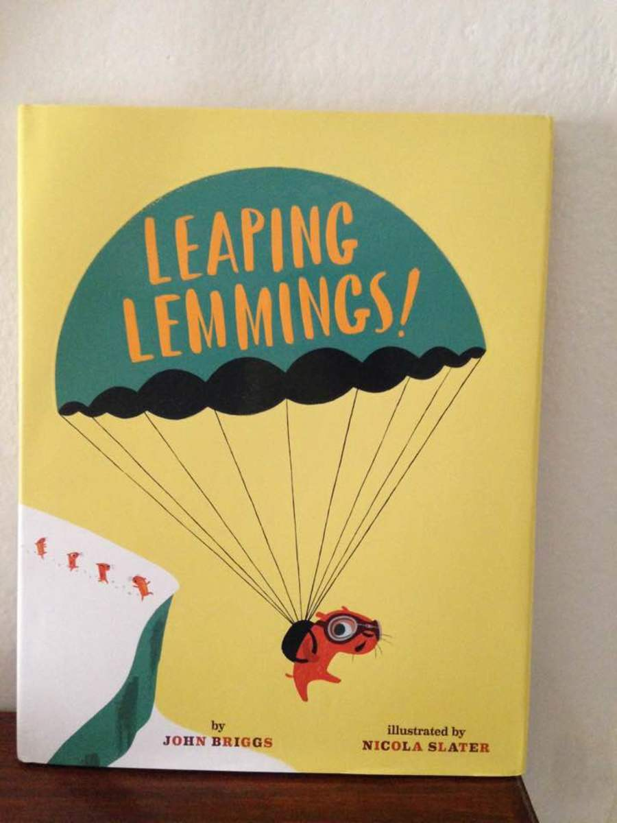 """""""Leaping Lemmings!""""  Is Your Child Learning to Avoid Peer Pressure and Make Good Independent Decisions?"""