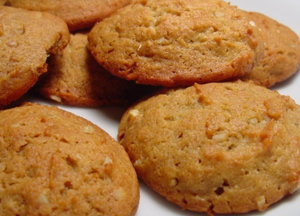 Persimmon Cookies